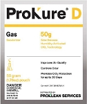 Prokure D 50  Extended Use Deodorizer, 50 gram, Case of 12, Large Area 4,000 Cubic feet up to 30 Days